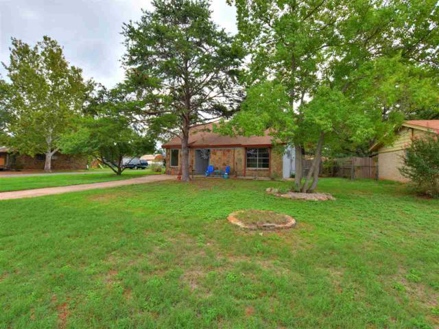 400 River Oaks Drive N, Burnet, TX 78611 (#145613) :: The ZinaSells Group