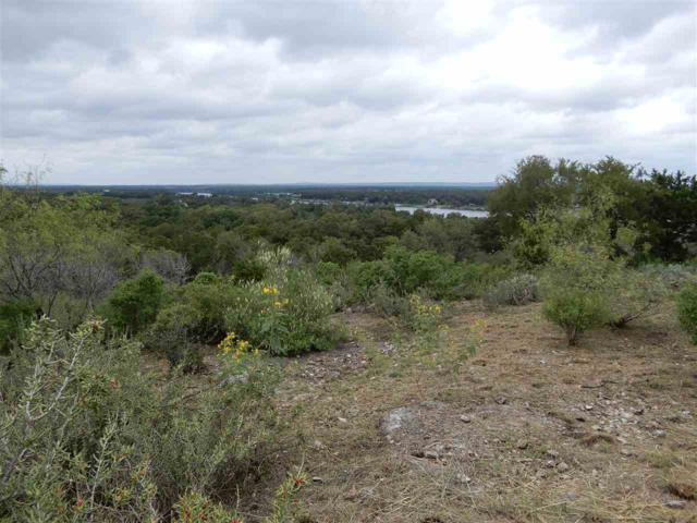 Hillside Lane, Marble Falls, TX 78657 (#145626) :: The ZinaSells Group