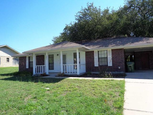 301 Amy, Burnet, TX 78611 (#145634) :: The ZinaSells Group