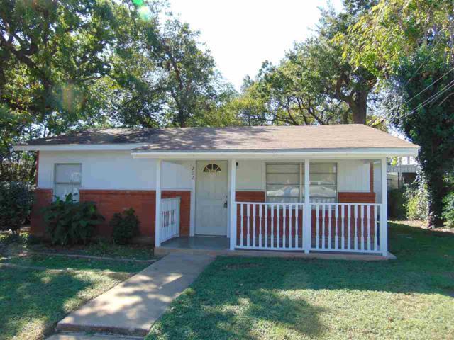 202 Pierce N, Burnet, TX 78611 (#146109) :: The ZinaSells Group