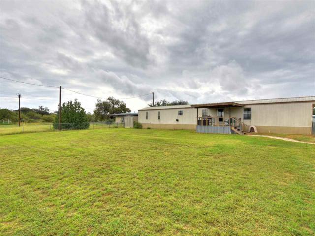 621 Peak Street, Kingsland, TX 78639 (#146117) :: The ZinaSells Group