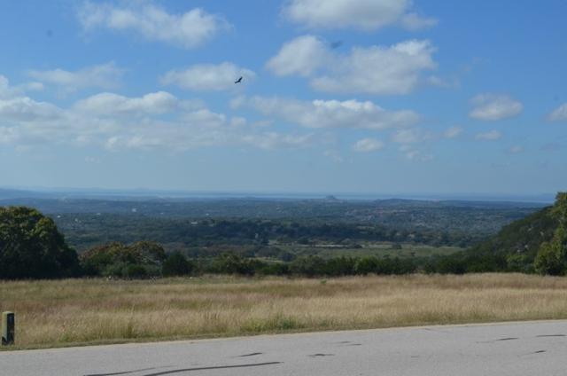 Lot 43 Eagle Ridge, Burnet, TX 78611 (#146119) :: The ZinaSells Group