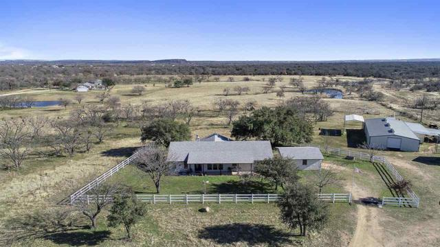 2633 County Road 120, Marble Falls, TX 78654 (#146639) :: The ZinaSells Group