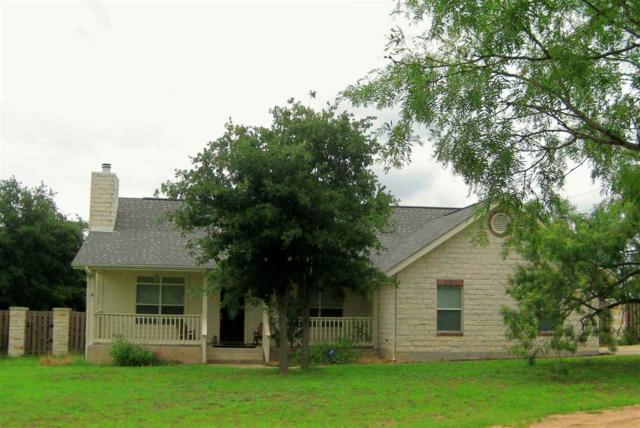 303 Cr 144 B, Marble Falls, TX 78611 (#146643) :: The ZinaSells Group