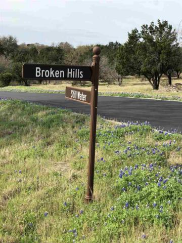 Lot W11134-A Still Water Road, Horseshoe Bay, TX 78657 (#147337) :: Zina & Co. Real Estate