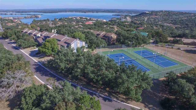 307 Crestview #5, Horseshoe Bay, TX 78657 (#147341) :: Zina & Co. Real Estate