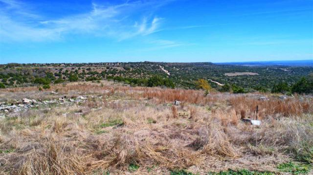 Lot 192 Indian Sky Ct., Bertram, TX 78605 (#147357) :: Realty Executives - Town & Country