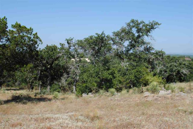 Lot W14005-A Apache Tears, Horseshoe Bay, TX 78657 (#148137) :: Zina & Co. Real Estate