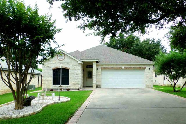 121 Firestone Place, Meadowlakes, TX 78654 (#148147) :: Zina & Co. Real Estate