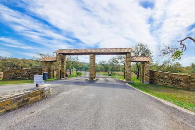 TBD Lot 46 Stone Ridge Mountain Drive, Round Mountain, TX 78663 (#148425) :: Realty Executives - Town & Country