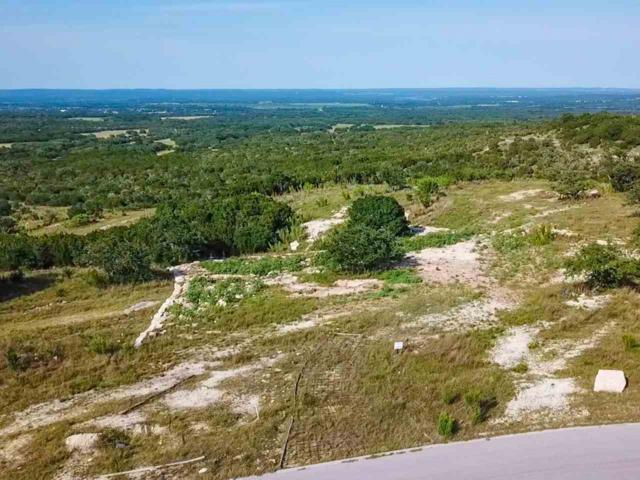 443 Cedar Mtn Dr.  Lot 110, Marble Falls, TX 78654 (#148451) :: Realty Executives - Town & Country