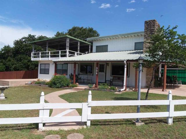 306 Timberhill S, Granite Shoals, TX 78654 (#148467) :: Realty Executives - Town & Country
