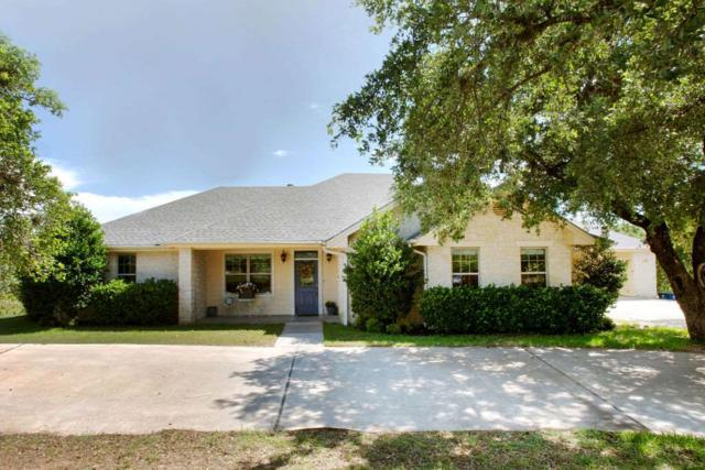 127 Stonecastle Drive W, Granite Shoals, TX 78654 (#148473) :: Realty Executives - Town & Country
