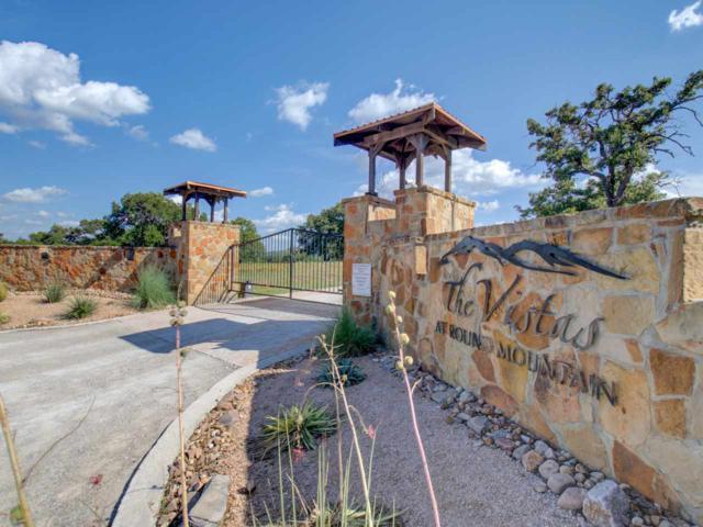 37 Vista Ridge Dr, Round Mountain, TX 78663 (#148916) :: Realty Executives - Town & Country