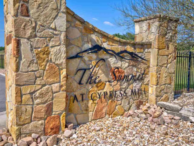 TBD Lot 87 Summit Ridge Trail, Johnson City, TX 78636 (#148935) :: Zina & Co. Real Estate