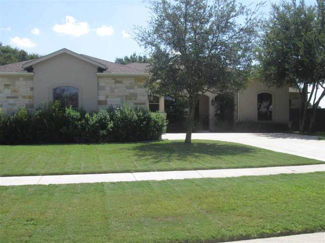 309 Yellow Ribbon Trail, Burnet, TX 78611 (#149625) :: Zina & Co. Real Estate