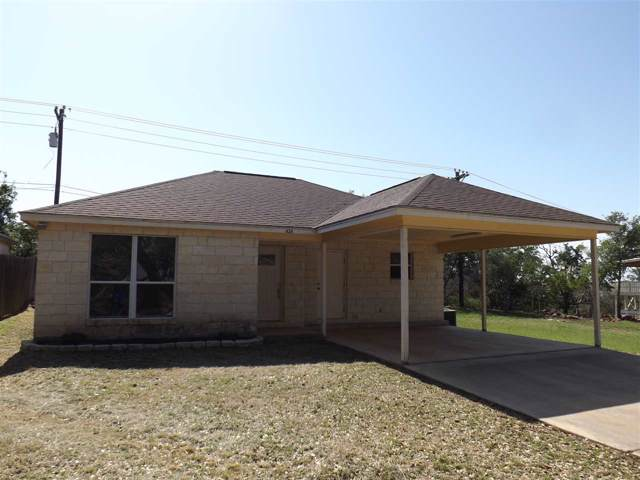 628 Dogwood, Cottonwood Shores, TX 78657 (#149642) :: Realty Executives - Town & Country