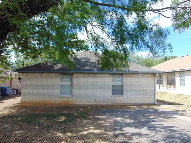 404B Avenue S S, Marble Falls, TX 78654 (#149652) :: Realty Executives - Town & Country