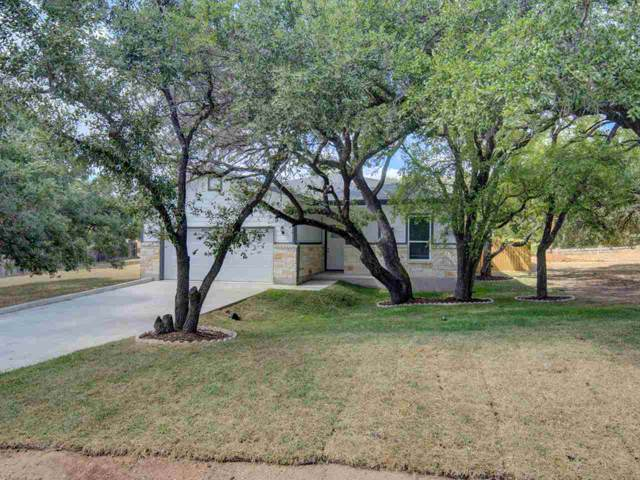 306 Songwood Dr, Spicewood, TX 78669 (#149782) :: Zina & Co. Real Estate