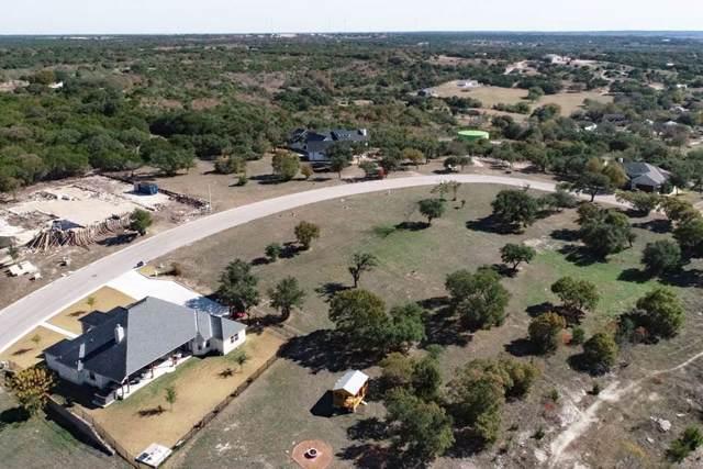 Lot 4-A Dawna Len Drive, Burnet, TX 78611 (#150212) :: Realty Executives - Town & Country