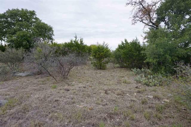Lot K8010 Dew Drop, Horseshoe Bay, TX 78657 (#150216) :: Zina & Co. Real Estate