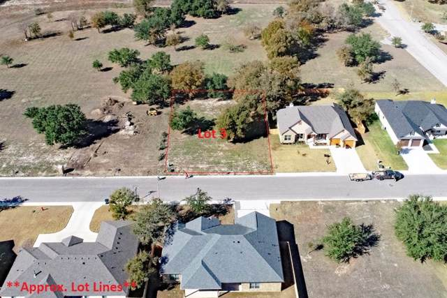 Lot 3 Travis Trail, Burnet, TX 78611 (#150223) :: Zina & Co. Real Estate