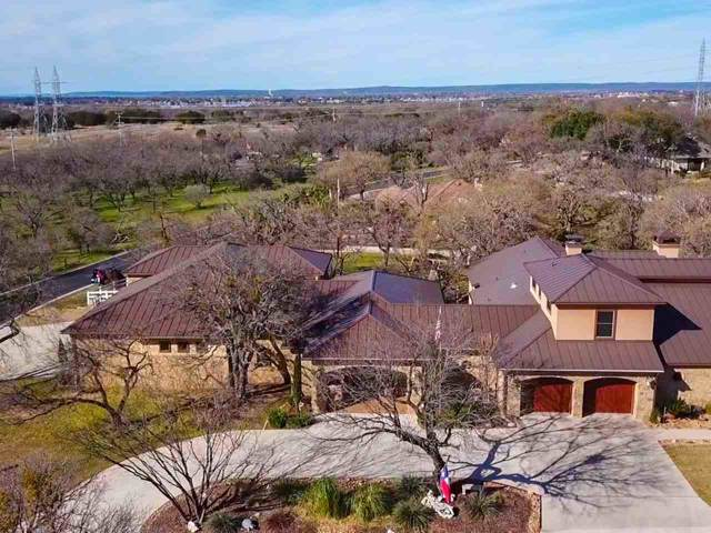 605 Sombrero, Horseshoe Bay, TX 78657 (#150245) :: Zina & Co. Real Estate