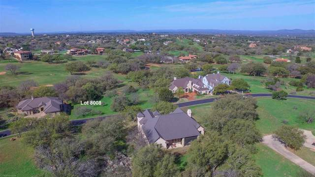 Lot 8008 Florentine, Horseshoe Bay, TX 78657 (#150260) :: Zina & Co. Real Estate