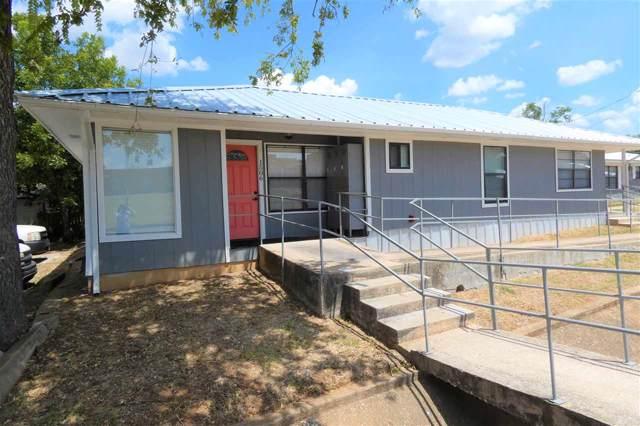 1506 Berry Street, Llano, TX 78643 (#150527) :: Zina & Co. Real Estate