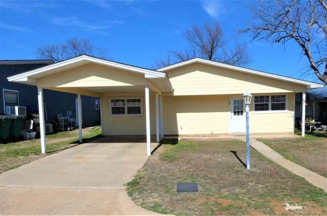 1103 Brown Street E, Llano, TX 78643 (#150669) :: Zina & Co. Real Estate