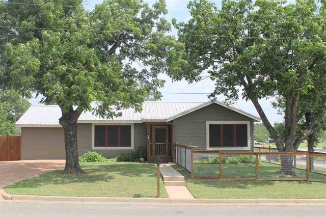201 Ollie Street W, Llano, TX 78643 (#150804) :: Zina & Co. Real Estate