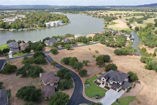 Lot 29 Colina Cove Drive, Kingsland, TX 78639 (#150827) :: Realty Executives - Town & Country