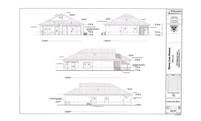 645 Magnolia Lane, Cottonwood Shores, TX 78657 (#150850) :: Zina & Co. Real Estate