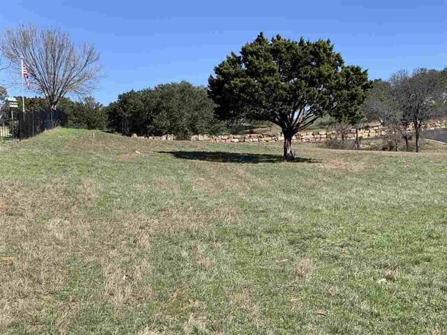 Lot W2039 Purple Granite, Horseshoe Bay, TX 78657 (#150889) :: Zina & Co. Real Estate