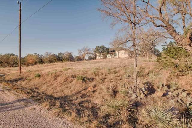 TBD Castlebriar Drive W, Granite Shoals, TX 78654 (#150940) :: Zina & Co. Real Estate