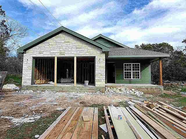 823 Fir Lane, Cottonwood Shores, TX 78657 (#151117) :: Zina & Co. Real Estate