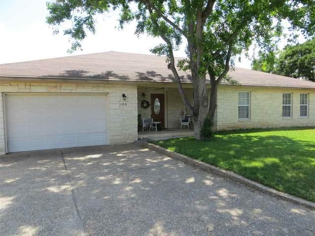 153 Greencastle Drive W, Granite Shoals, TX 78654 (#151133) :: Zina & Co. Real Estate