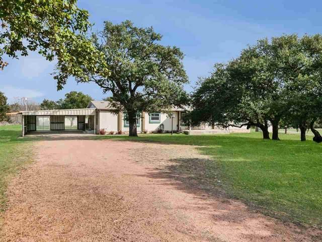 3510 Rr 2545, Kingsland, TX 78028 (#151137) :: Zina & Co. Real Estate