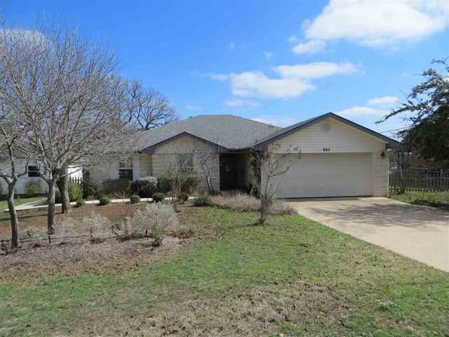 802 Skyline, Kingsland, TX 78639 (#151139) :: Zina & Co. Real Estate