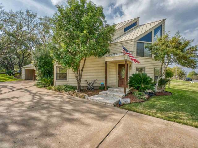 318 Coventry Rd, Spicewood, TX 78669 (#151613) :: Zina & Co. Real Estate