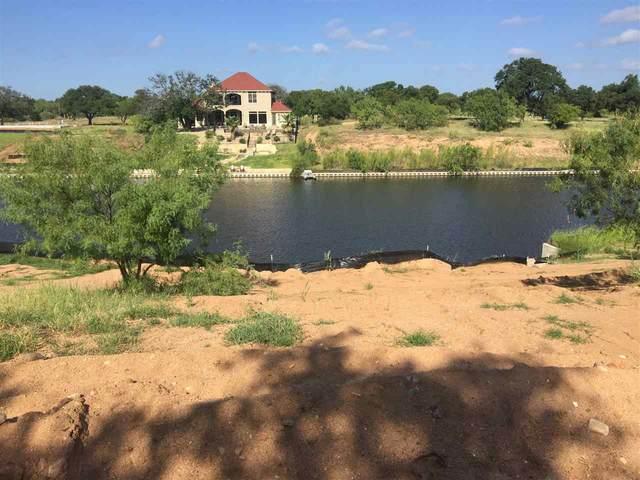 Lot 13 Sleepy Oaks Dr., Kingsland, TX 78639 (#151624) :: Zina & Co. Real Estate