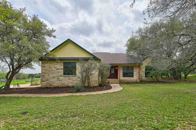 136 Thoroughbred Tr., Liberty Hill, TX 78642 (#151683) :: Realty Executives - Town & Country
