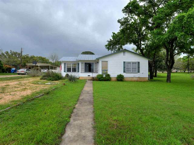 1011 Ave D, Marble Falls, TX 78654 (#151731) :: Zina & Co. Real Estate