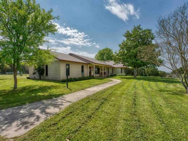 241 Stanberry Lane, Burnet, TX 78611 (#151762) :: Zina & Co. Real Estate