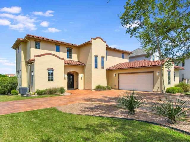 100 Blue Heron, Kingsland, TX 78639 (#151778) :: Realty Executives - Town & Country