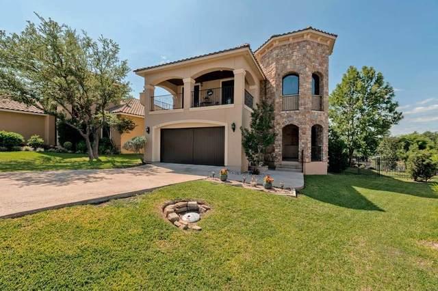 415 Cielo Circle, Marble Falls, TX 78654 (#152140) :: Zina & Co. Real Estate
