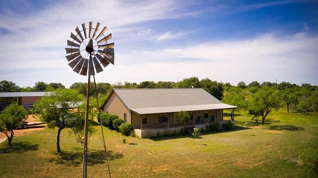 2519 Cr 405, Llano, TX 76831 (#152161) :: Zina & Co. Real Estate
