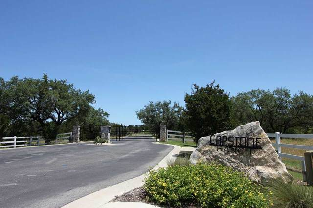 Lot 50 Hardie Drive, Marble Falls, TX 78654 (#152193) :: Zina & Co. Real Estate