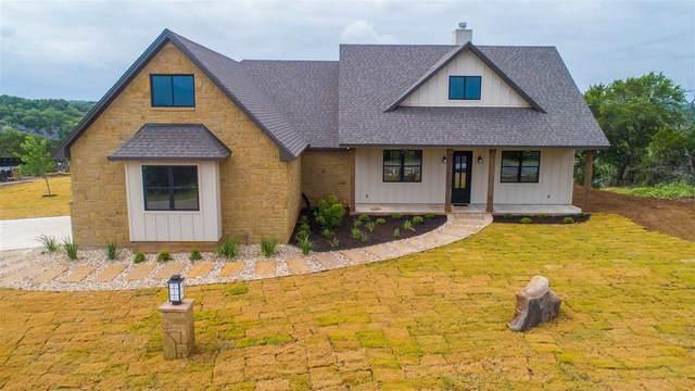 700 Gold Dust, Horseshoe Bay, TX 78657 (#152208) :: Zina & Co. Real Estate