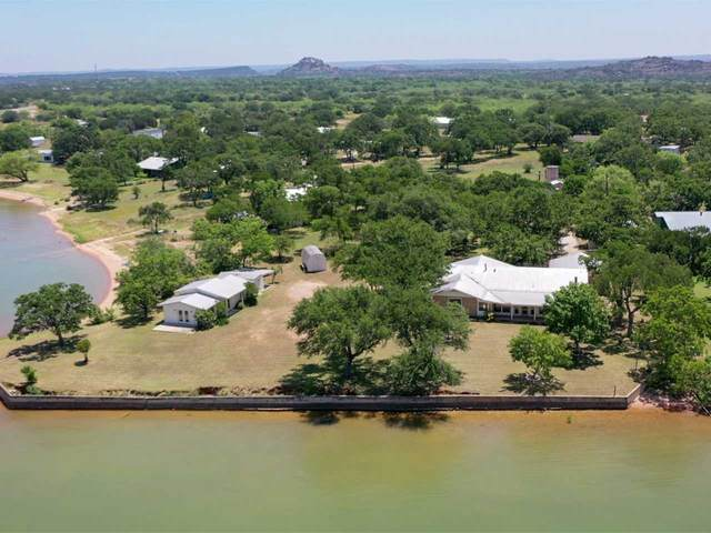 208 Chaparral Street S, Burnet, TX 78611 (#152305) :: Realty Executives - Town & Country
